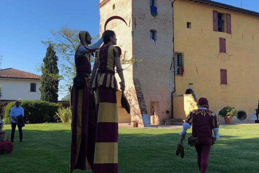 Matrimonio Medievale – una proposta da favola!