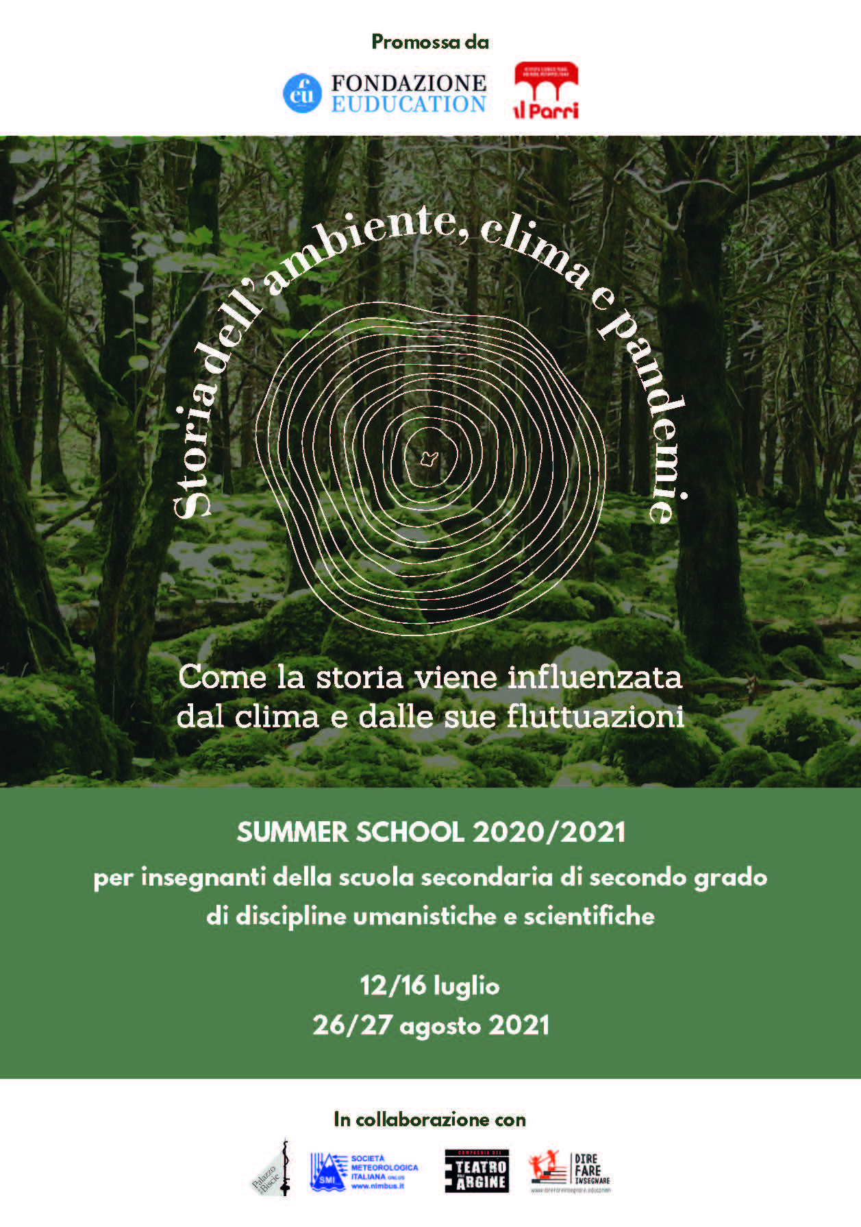 Summer School al Palazzo delle Biscie
